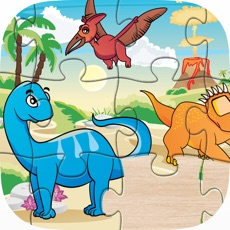 Activities of Dinosaur Puzzle for Kids - Dino Jigsaw Games Free for Toddler and Preschool Learning Games