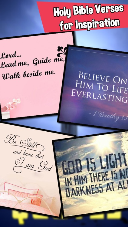 Daily Holy Bible Verses & Inspirational Quotes Wallpapers