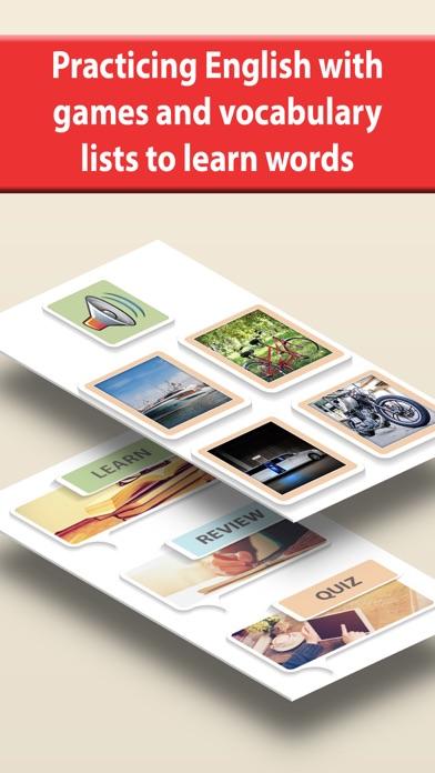 点击获取Learn and practice English vocabulary list & cards