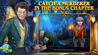 Chimeras: The Signs of Prophecy - A Hidden Object Adventure (Full) screenshot 4