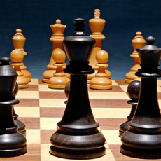 Activities of Top Chess