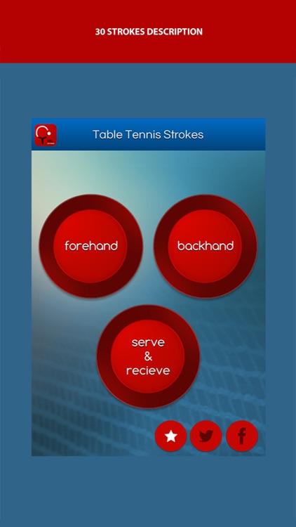 Table Tennis Strokes screenshot-4