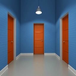 Can You Escape 24 Simple Doors?