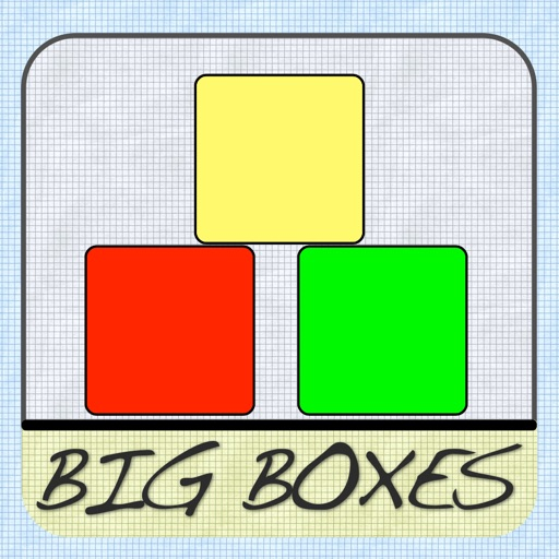 The big boxes!  - Free