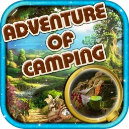 Adventure of Camping - Hidden Objects game for kids and adutls
