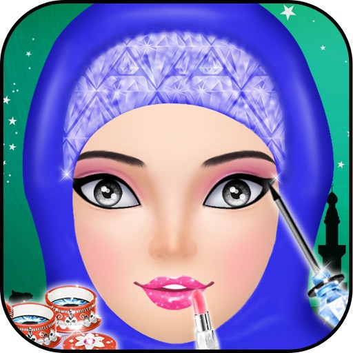 salon makeover game