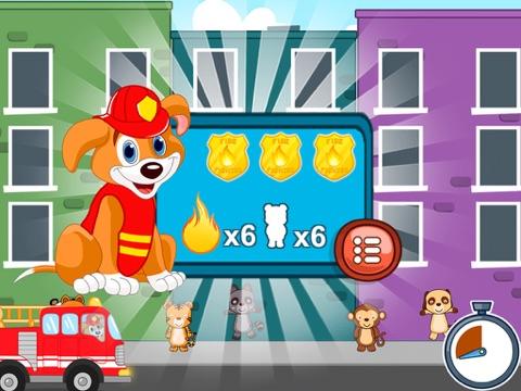 Puppies Fire Patrol на iPad
