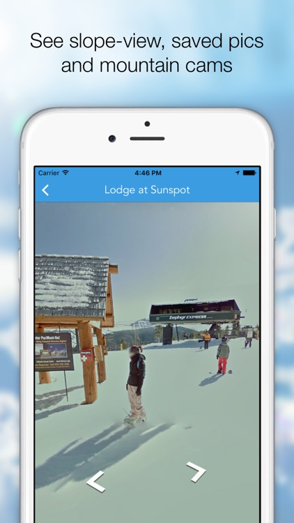 WeSki - Ski Trip & Resort Trail Maps