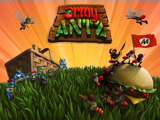 Army Antz™ Screenshot