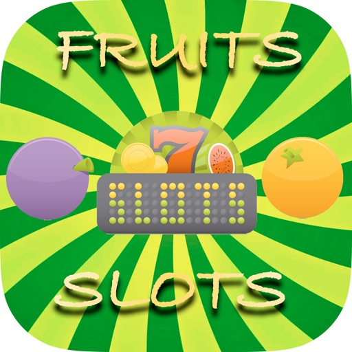 777 Fruits Slots Lucky Slots Game By Edson Costa