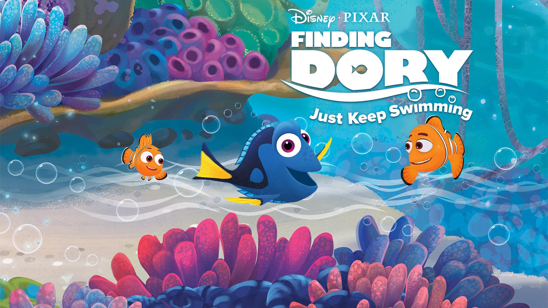 Finding Dory: Just Keep Swimming screenshot 15