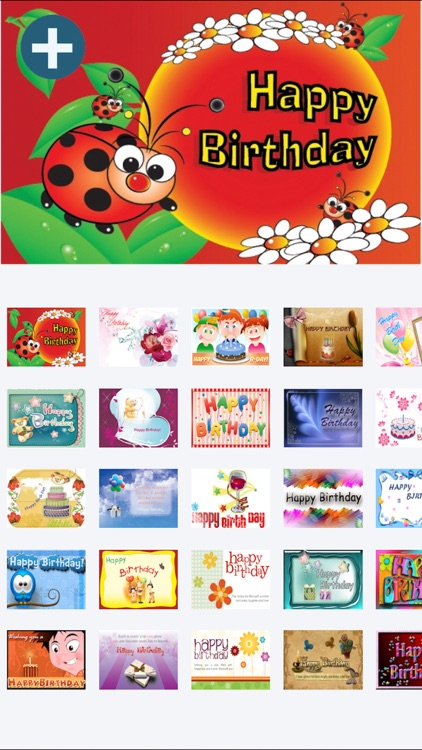 Happy birthday cards - images to congratulate