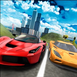 Extreme Car Driving Racing Simulator 2015 Free Game