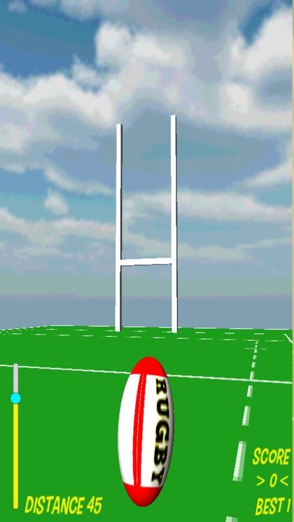 Rugby Goal Kicker screenshot-0