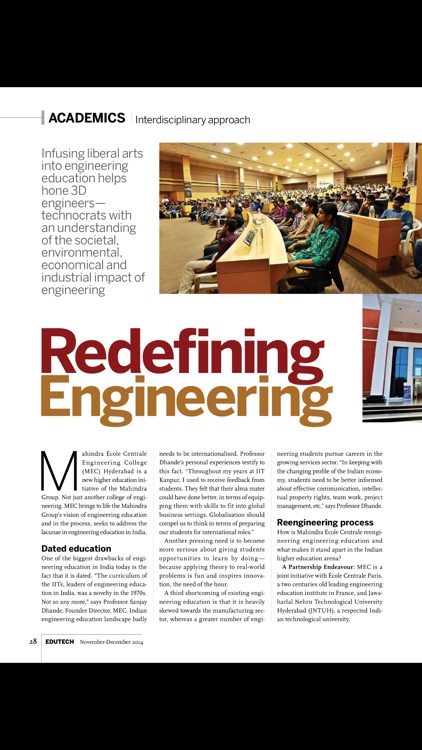 EDU Magazine screenshot-3