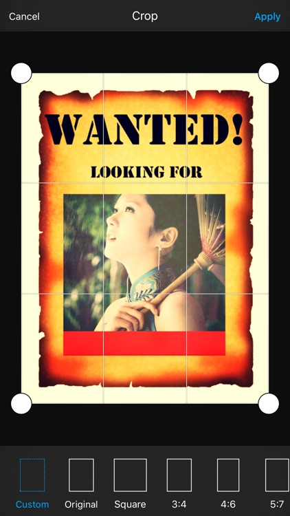 Wanted Photo Frame screenshot-3