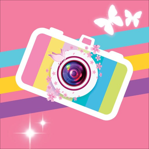 Camera Beauty 360 - Over 1 milion Funny Stickers iOS App