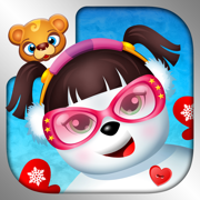 123 Kids Fun Snowman - Make a Snowman free game