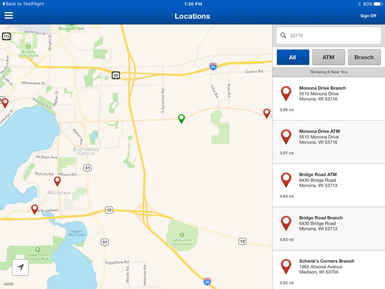 Monona Bank Business for iPad screenshot-4