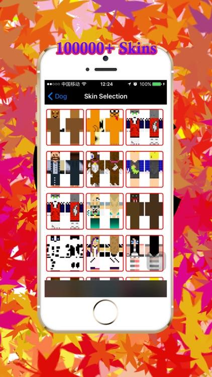 100000+ Skins Hero Creator for Minecraft Edition screenshot-4