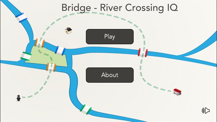 Bridge - River Crossing IQ screenshot-0