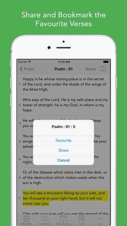 Bible in Basic English ( BBE ) screenshot-4