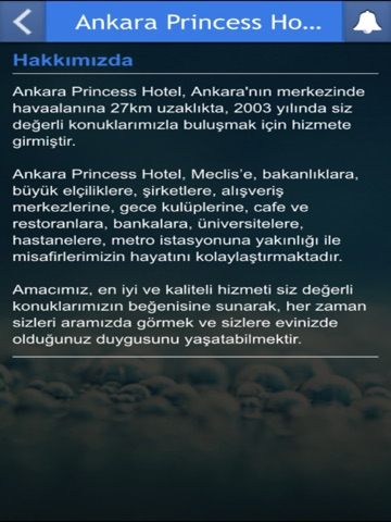 Ankara Princess Hotel-ipad-0
