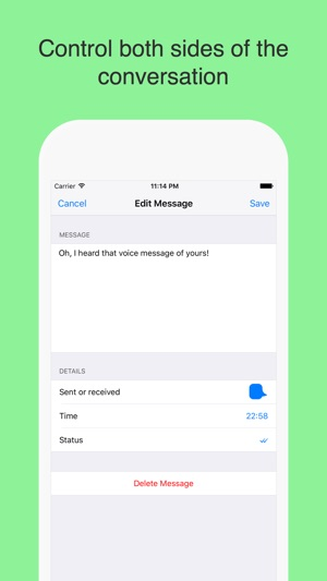 Whatsprank Create Fake Conversations For Whatsapp On The