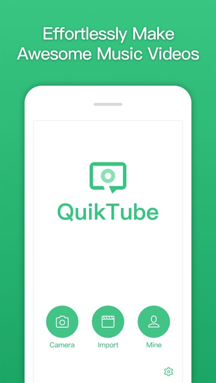 QuikTube - Video Editor & Add Music to Videos