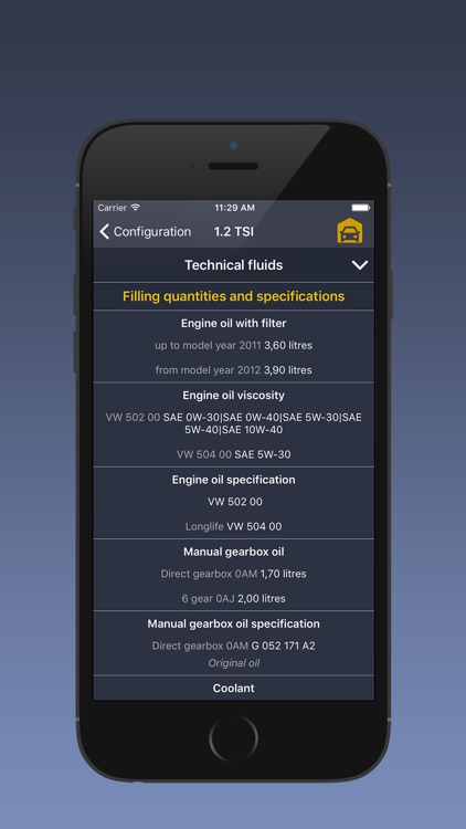 TechApp for Volkswagen screenshot-4