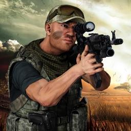 Military Sniper Assassin : Elite Commando Warfare Mission