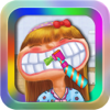 Hong Ting Wang - Cute Dentist @ Little Doctor Nose Office:Fun Baby Hair Salon and Spa Kids Teeth Games For Girl. artwork