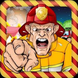 Firefighter Heroes - Action simulator game & fire rescue adventure