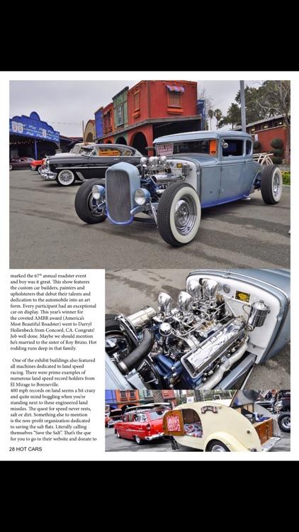 HOT CARS Magazine screenshot-3