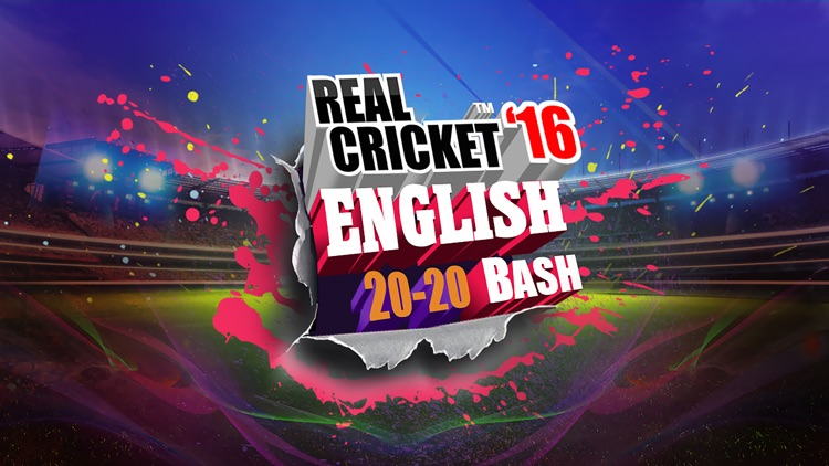 Real Cricket™ 16: English Bash screenshot-0
