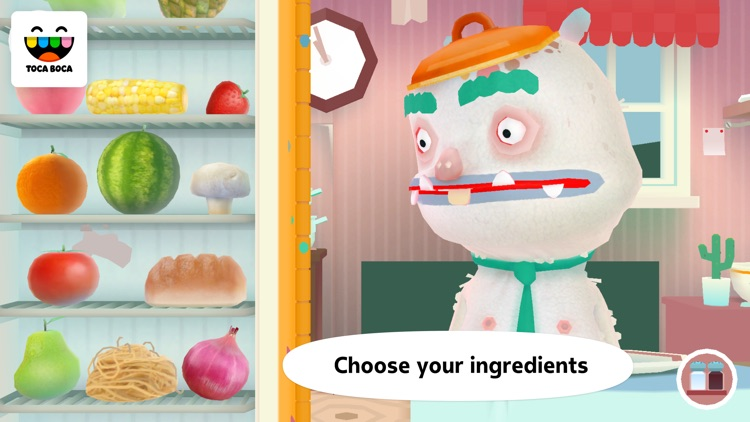 Toca Kitchen 2 screenshot-3