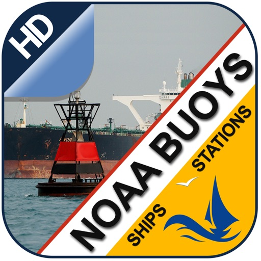 NOAA Buoy - Real Time Data on Stations & Ships