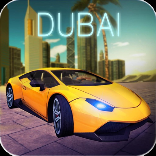 Dubai City Driving Simultor 3D 2015 : Expensive cars street racing by rich driver.