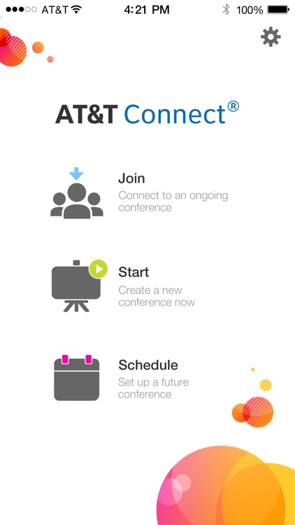 AT&T Connect Mobile screenshot-0