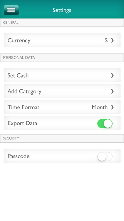 Cash Keeper Free screenshot-4