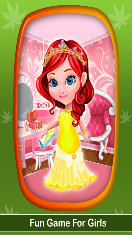 Baby Dress Up Girls Game - Free Dress Up Games For Kids And Toddlers screenshot-3