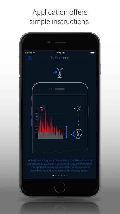 Sleep Talk & Snoring Recorder Free screenshot-4