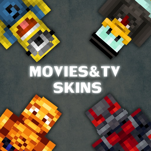 Movie Pixel Skins Collection Pro - Minecraft Pocket Edition Lite