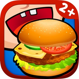 Burger Chef. Baby and Toddler Kitchen Game