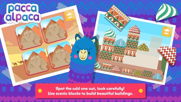 Pacca Alpaca Travel Playtime screenshot-3