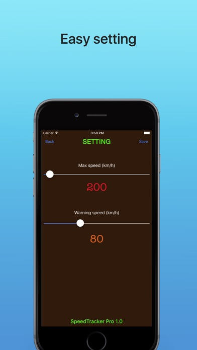 SpeedTracker-Pro Screenshots