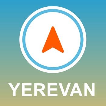 Yerevan, Armenia GPS - Offline Car Navigation