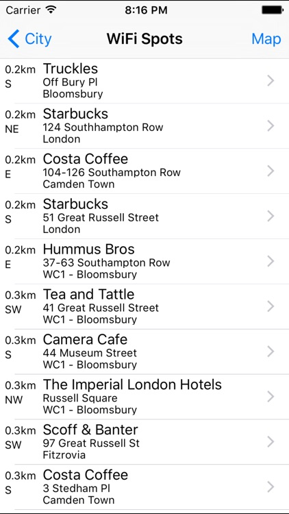 London Free WiFi screenshot-1