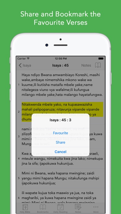 Swahili Bible Easy To Use Biblia Takatifu App For Daily Offline Bible Book Reading By Bighead Techies Llp More Detailed Information Than App Store Google Play By Appgrooves Books