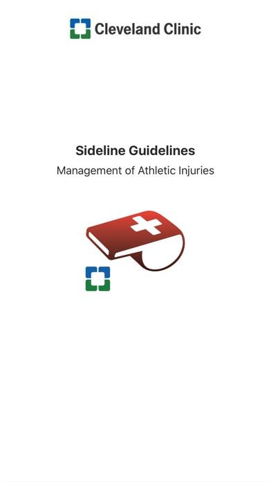 Sideline Guidelines
